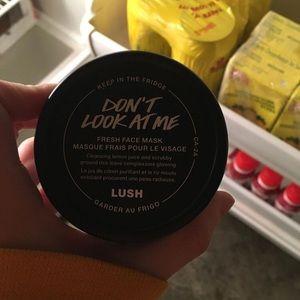 lush face masks